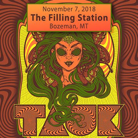 11/07/18 The Filling Station, Bozeman, MT