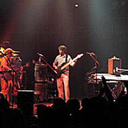 11/10/01 Asheville Civic Center, Asheville, NC