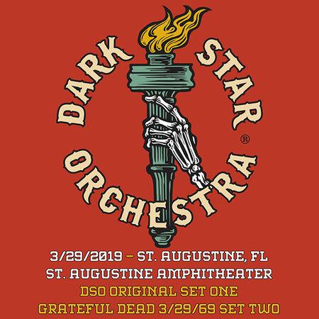 03/29/19 St Augustine Amphitheater, St Augustine, FL