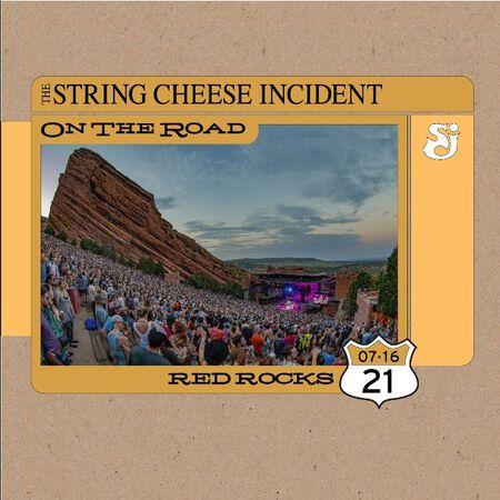 07/16/21 Red Rocks Amphitheatre, Morrison, CO