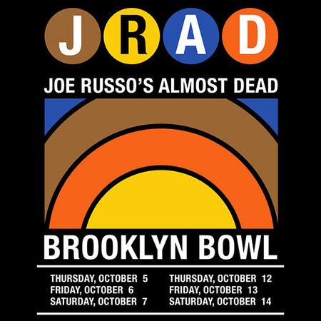 10/14/17 Brooklyn Bowl, Brooklyn, NY
