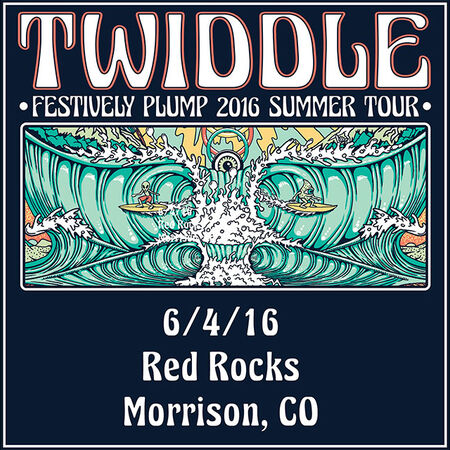 06/04/16 Red Rocks Amphitheatre, Morrison, CO