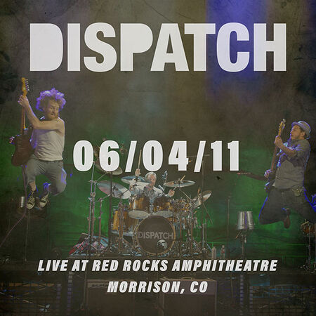 06/04/11 Red Rocks Ampitheatre, Morrison, CO
