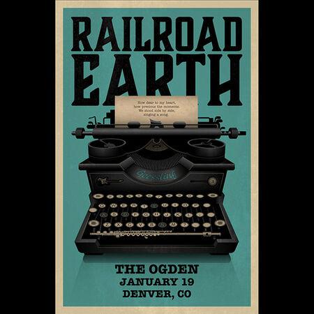 01/19/19 Ogden Theater, Denver, CO