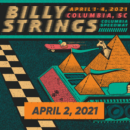 04/02/21 Columbia Speedway, Columbia, SC