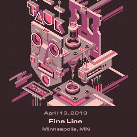 04/13/19 Fine Line, Minneapolis, MN