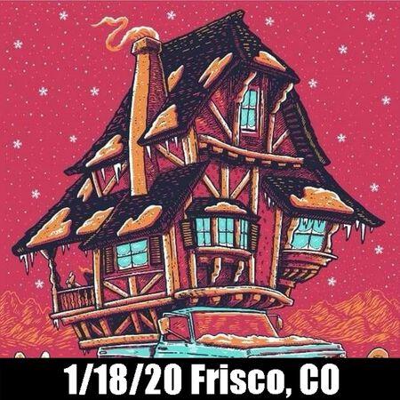 01/18/20 10 Mile Music Hall, Frisco, CO