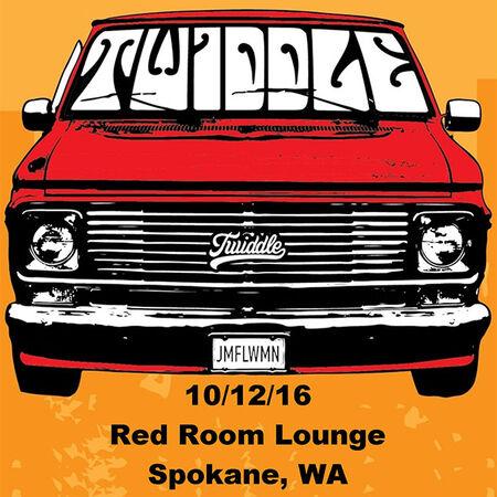 10/12/16 Red Room Lounge, Spokane, WA