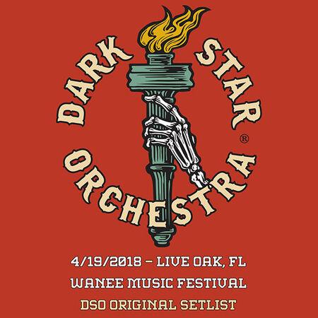 04/19/18 Wanee Festival, Live Oak, FL