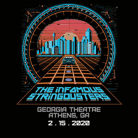 02/15/20 Georgia Theater, Athens, GA