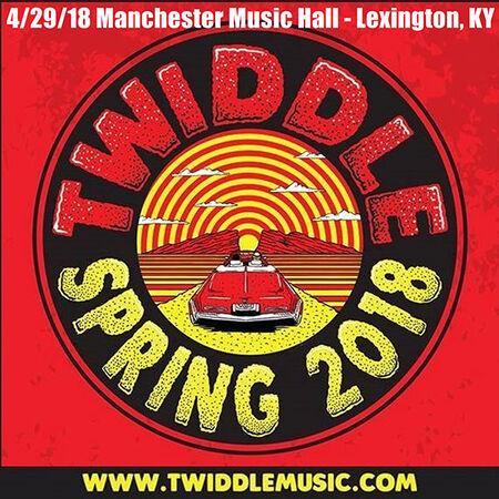 04/29/18 Manchester Music Hall, Lexington, KY