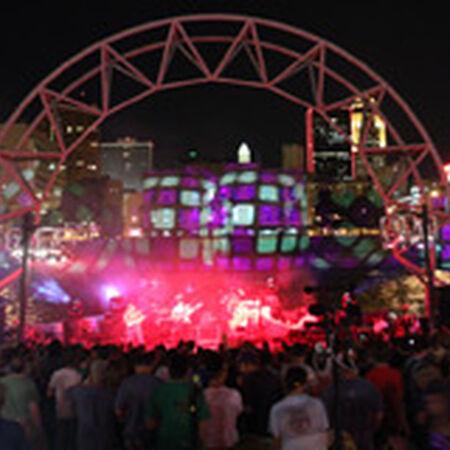 07/15/09 Simon Estes Riverfront Amphitheater, Des Moines, IA
