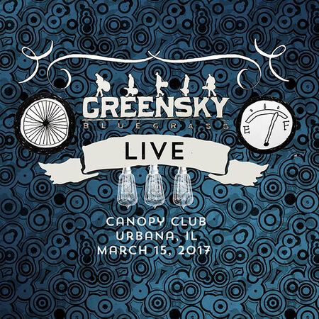 03/15/17 Canopy Club, Urbana, IL