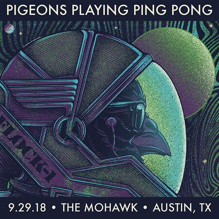 09/29/18 The Mohawk, Austin, TX