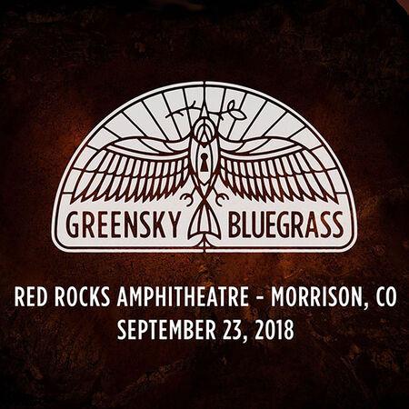 09/23/18 Red Rocks, Morrison, CO