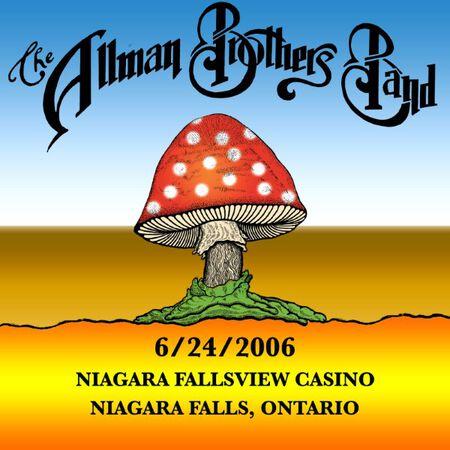 06/24/06 Niagara Fallsview Casino, Niagara Falls, ON