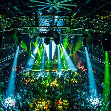 10/28/16 Brooklyn Bowl Las Vegas, Las Vegas, NV