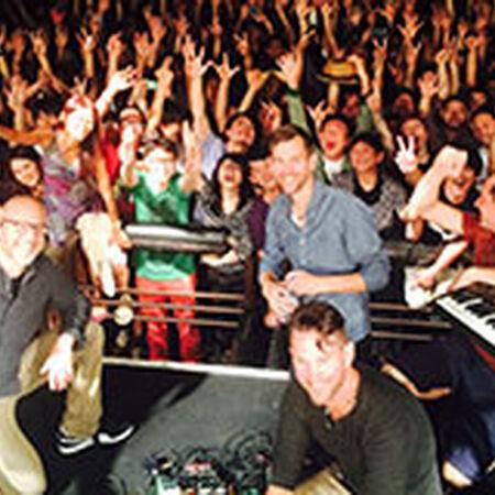 05/27/15 Club Quattro, Shibuya, JP