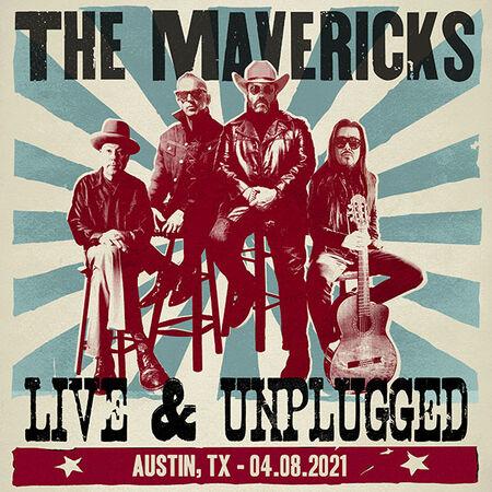 The Mavericks ACL Live April 2021 Audio