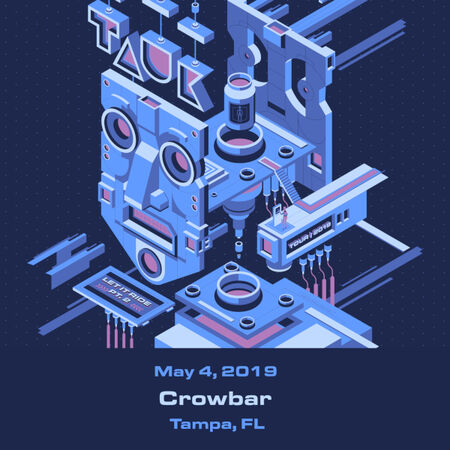 05/04/19 Crowbar, Tampa, FL