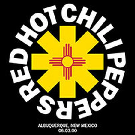 06/03/00 University Arena, Albuquerque, NM