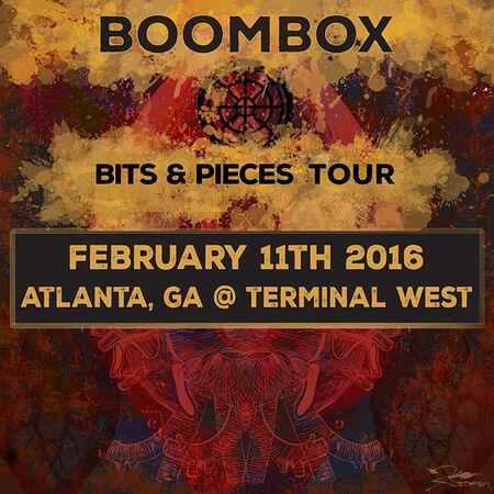 02/11/16 Terminal West, Atlanta, GA