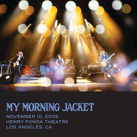 11/10/05 Henry Fonda Theater, Los Angeles, CA