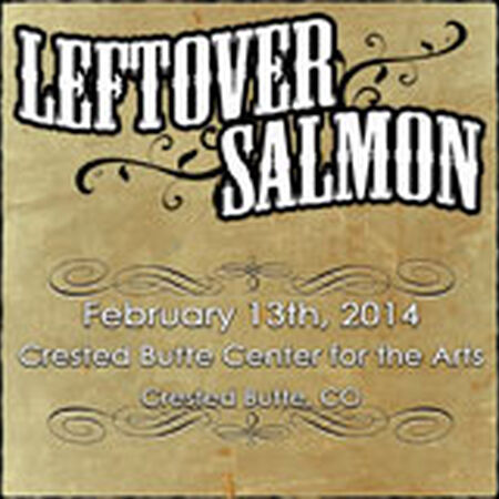 02/13/14 Crested Butte Center For The Arts, Crested Butte, CO