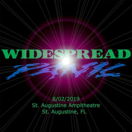 08/02/19 St. Augustine Amphitheatre, St. Augustine, FL