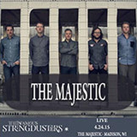 04/24/15 The Majestic, Madison, WI