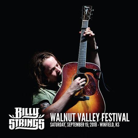 09/15/18 Walnut Valley Festival, Winfield, KS