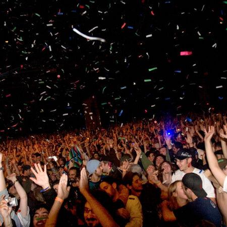 12/31/06 Tweeter Center , Camden, NJ