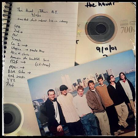 09/11/01 The Haunt, Ithaca, NY