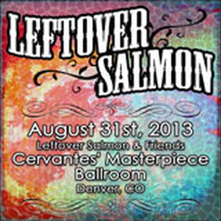 08/31/13 Cervantes' Masterpiece Ballroom, Denver, CO