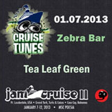 01/07/13 Zebra Bar, Jam Cruise, US