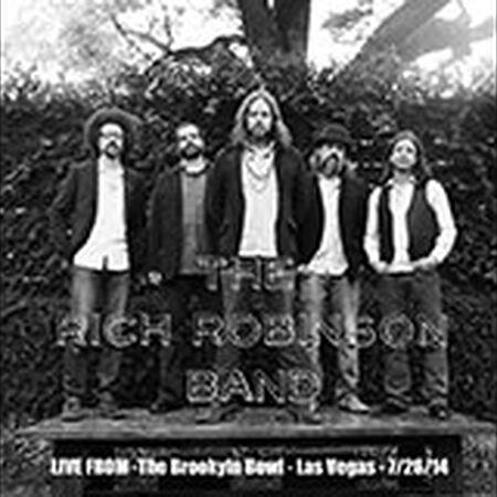 07/26/14 Brooklyn Bowl, Las Vegas, NV