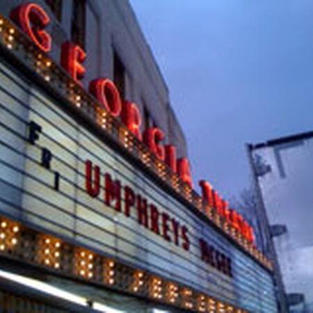 04/04/08 The Georgia Theater, Athens, GA
