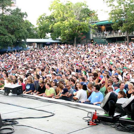 07/08/07 The Backyard, Austin, TX