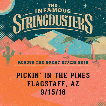 09/15/18 Pickin' In The Pines Main Stage, Flagstaff, AZ