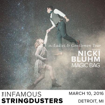 03/10/16 The Magic Bag, Ferndale, MI