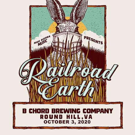 10/03/20 B Chord Brewing Company, Round Hill, VA