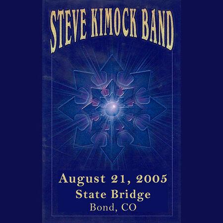 08/21/05 State Bridge Lodge, Bond, CO
