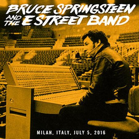 07/05/16 Stadio San Siro, Milan, IT