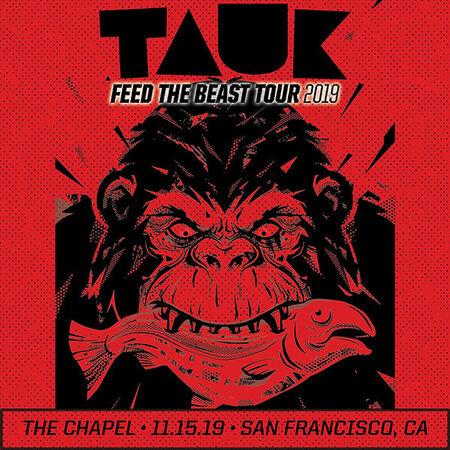 11/15/19 The Chapel, San Francisco, CA