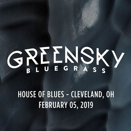 02/05/19 House of Blues , Cleveland, OH