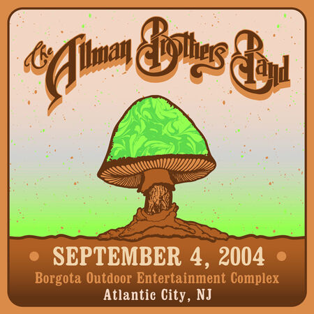 09/04/04 Borgota Outdoor Entertainment Complex, Atlantic City, NJ