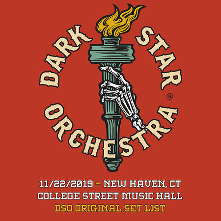 11/22/19 College Street Music Hall, New Haven, CT