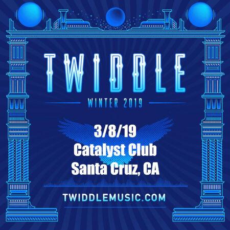 03/08/19 Catalyst, Santa Cruz, CA