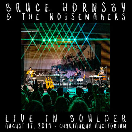 08/17/19 Chautauqua Auditorium, Boulder, CO