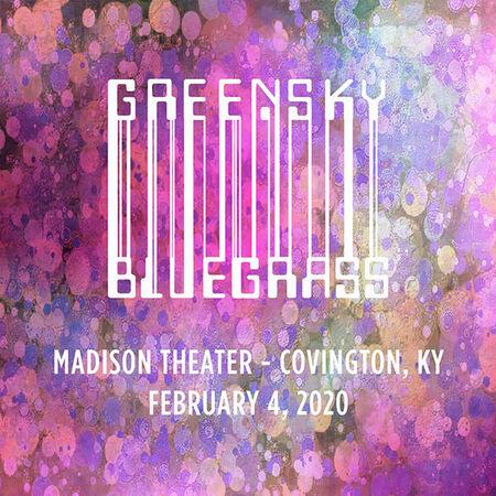 02/04/20 Madison Theater, Covington, KY